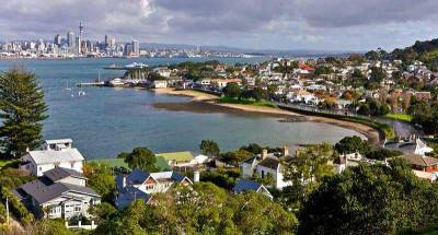 Visit Auckland, Waitemata Harbour View