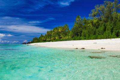 Visit Rarotonga Beach, Cook Islands