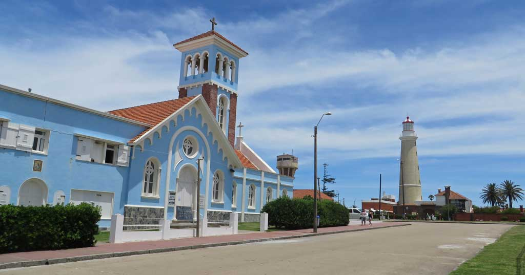 Candelaria Church and Lighthouse, Punta del Este Shore Excursion