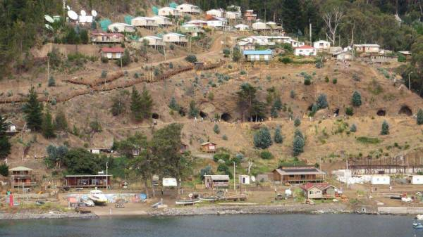 Caves of the Patriots, San Juan Bautista, Robinson Crusoe Island Shore Excursion