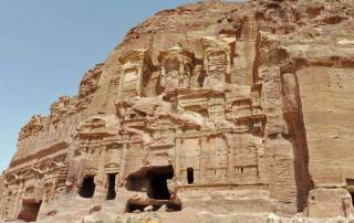 Corinthian Tomb, Royal Tombs, Petra