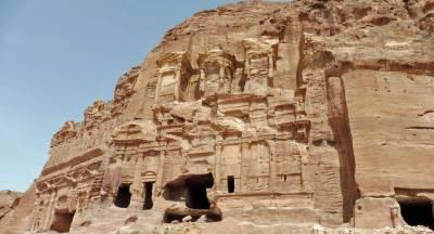Corinthian Tomb, Royal Tombs, Petra