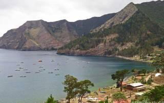 Cumberland Bay, San Juan Bautista, Robinson Crusoe Island Shore Excursion