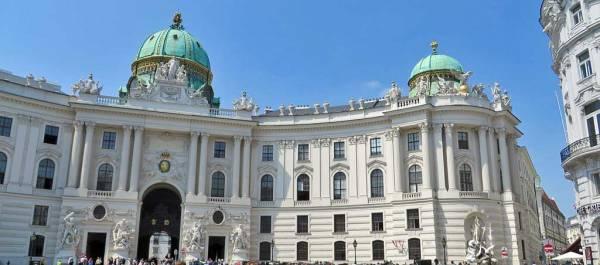 Danube River Cruise, Hofburg Palace