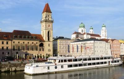 Danube River Cruise, Passau