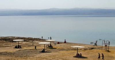 Dead Sea, Exodus Travels Jordan Tour