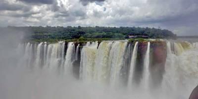 Devil's Throat, Iguazú Falls Argentina Visit
