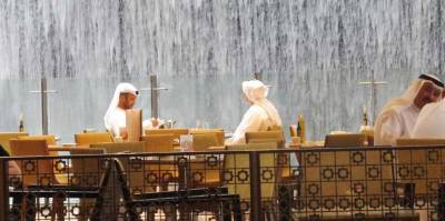 Dubai Mall Coffee Shop