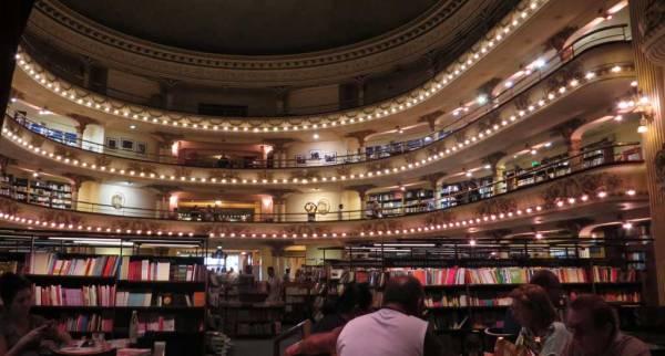 El Ateneo Grand Splendid, Bookstore, Buenos Aires Shore Excursion