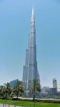 Emirates Visit, Burj Khalifa, Dubai