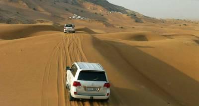 Emirates Visit, Desert Adventure, Dubai