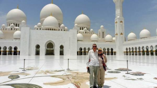 Emirates Visit, Sheikh Zayed Grand Mosque, Abu Dhabi