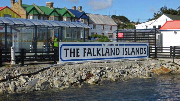 Harbor Entrance, Stanley, Visit the Falkland Islands