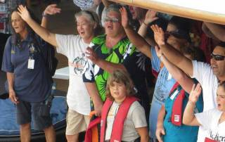 Farewell from Pitcairn Islanders