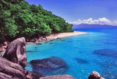 Fitzroy Island, Cairns, Visit Great Barrier Reef