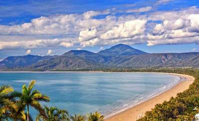 Four Mile Beach, Port Douglas, Visit Great Barrier Reef