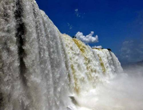 Iguaçu Falls Brazil Visit