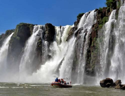 Iguazú Falls Argentina Visit