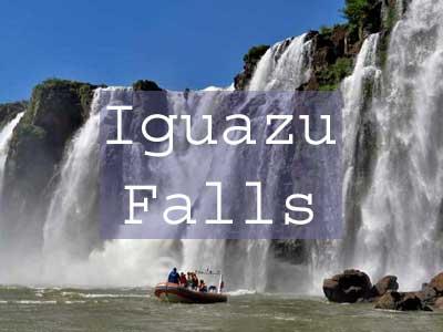 Iguazu Falls Ttle Page