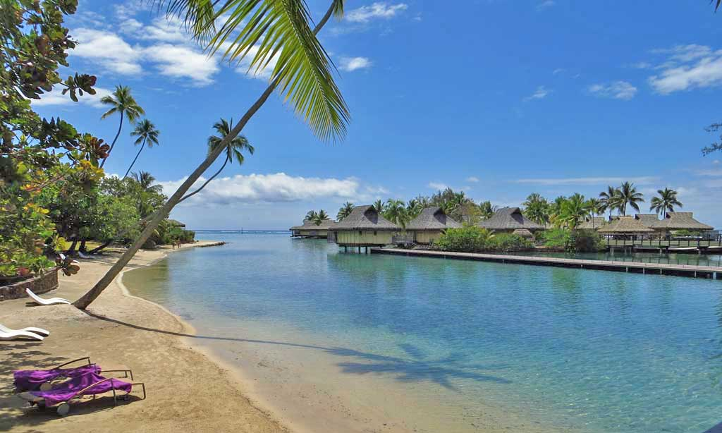 InterContinental Moorea Review, Lagoon
