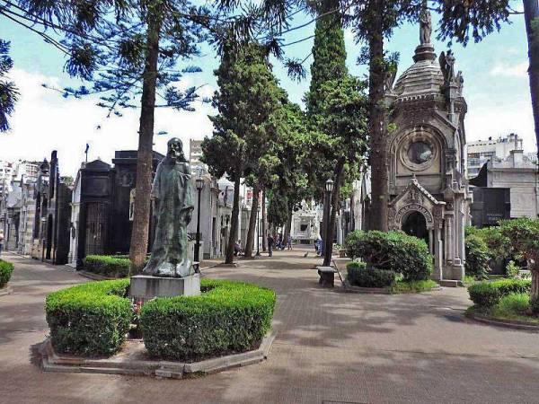 La Recoleta, Buenos Aires Shore Excursion