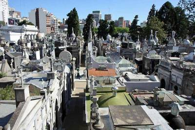 La Recoleta Cemetery, Buenos Aires Shore Excursion