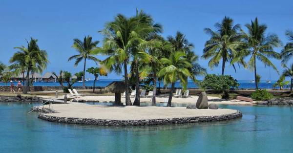 Lagoon, InterContinental Tahiti Review