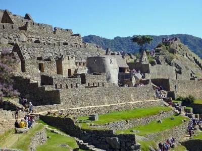 Visit Machu Picchu Entrance