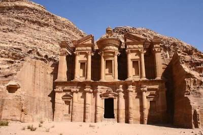 Monastery, Ad Deir, Visit Petra
