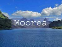 Moorea Title Page, Cooks Bay