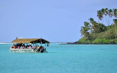 Muri Lagoon Cruise, Visit Rarotonga