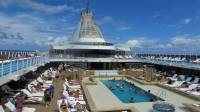 Oceania Marina Review, Pool Deck