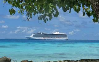 Oceania Marina Tendered, Fakarava Shore Excursion