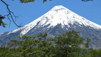 Osorno Volcano from Petrohue Falls, Puerto Montt Shore Excursion