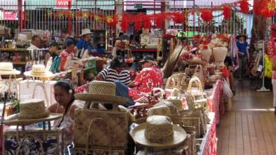 Papeete Market, Visit Tahiti