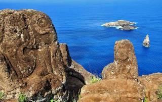 Petroglyphs, Orongo Village, Visit Easter Island