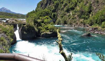 Petrohue Falls, Puerto Montt Shore Excursion