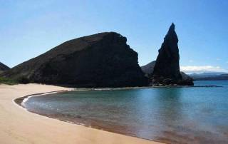 Pinnacle Rock, Bartolome Island, Visit the Galápagos