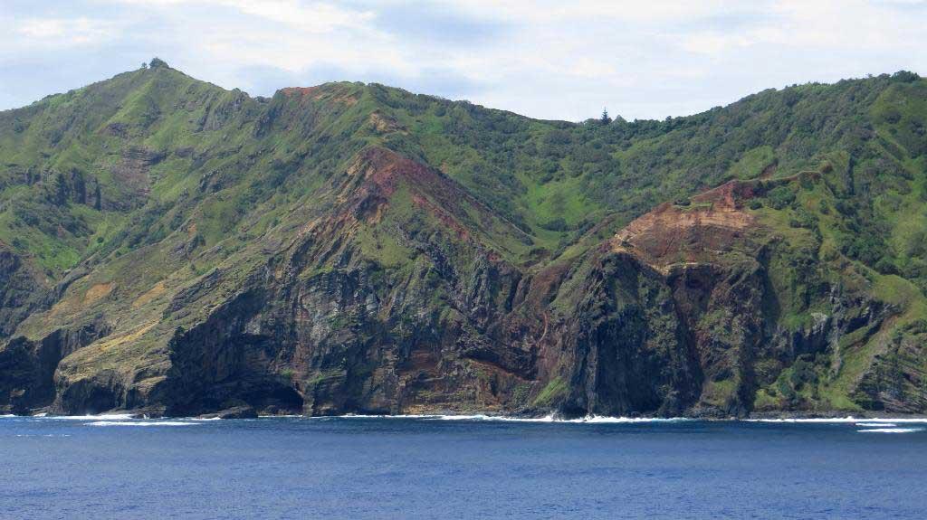 Visit Pitcairn Island, Shoreline, Circumnavigation