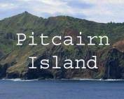 Pitcairn Island Title Page