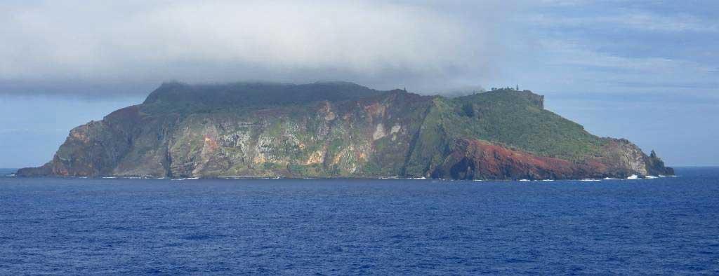 Pitcairn Island Visit