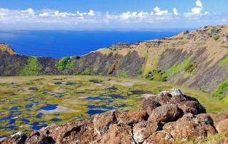 Rano Kau Crater, Visit Easter Island