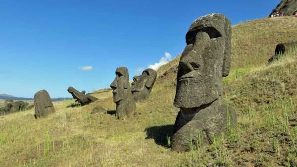Rano Raraku Quarry, Easter Island Shore Excursion