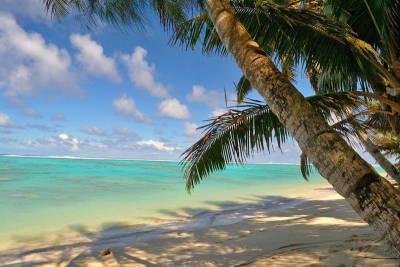 Rarotonga Beach, Cook Islands