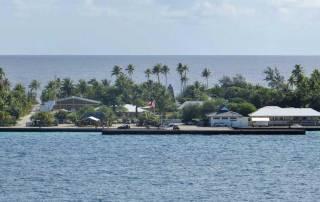 Rotoava, Fakarava Shore Excursion, Narrow Atoll