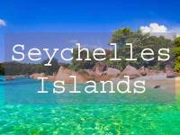 Seychelles Islands Title Page