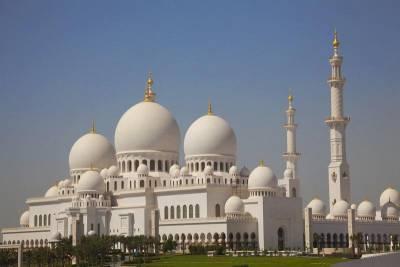 Sheikh Zayed Grand Mosque, Visit Abu Dhabi