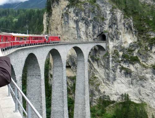 Switzerland Train Trip