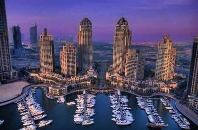 The Walk at Dubai Marina