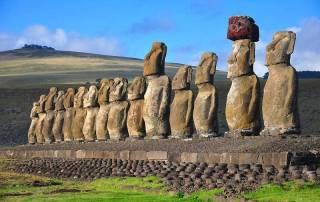 Tongariki Moai, Visit Easter Island